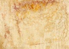 Grunge葡萄酒老纸背景。 皇族释放例证