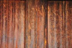 grunge被破坏的表面木头 库存图片