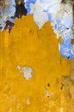 grunge被绘的墙壁 免版税库存照片