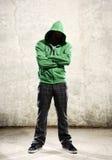 Grunge青年时期 免版税图库摄影