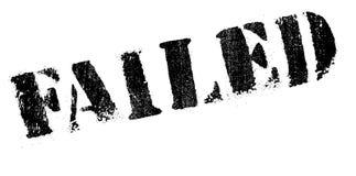 Grunge échoué en caoutchouc de timbre Images stock