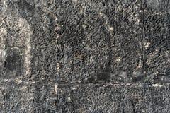 Grunge ścienna tekstura Szczegółowa zakończenie fotografia zdjęcie stock