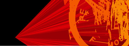 grunge διάνυσμα ταχύτητας σημα&delt διανυσματική απεικόνιση