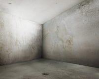 grunge εσωτερικός παλαιός Στοκ Φωτογραφία