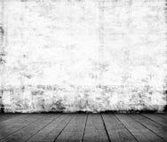 grunge εσωτερικό δωμάτιο Στοκ Εικόνα
