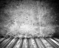 grunge εσωτερικό Στοκ φωτογραφία με δικαίωμα ελεύθερης χρήσης