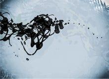 Grunge διανυσματική υποβάθρου τέχνης ύφους αναδρομική στενοχωρημένη σύσταση ύφους Editable εκλεκτής ποιότητας Μεγάλο σκηνικό στοι Στοκ Εικόνες