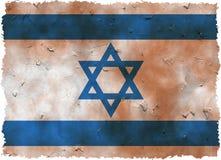 grunge Ισραήλ απεικόνιση αποθεμάτων