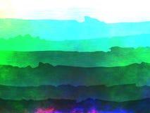 grunge λωρίδες Στοκ Εικόνες
