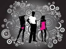 grunge νεολαία ελεύθερη απεικόνιση δικαιώματος