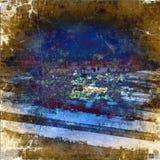 grunge παλαιός τοίχος Στοκ εικόνες με δικαίωμα ελεύθερης χρήσης