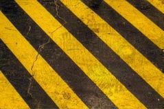 grunge προειδοποίηση σημαδιών Στοκ φωτογραφία με δικαίωμα ελεύθερης χρήσης