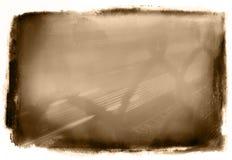 grunge σέπια διανυσματική απεικόνιση