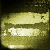 grunge στρατιωτικός Στοκ Εικόνες