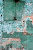 grunge τοίχος αποφλοίωσης χρωμάτων Στοκ Εικόνες