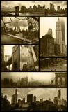 grunge όψεις του Μανχάτταν Στοκ φωτογραφία με δικαίωμα ελεύθερης χρήσης