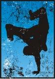 grunge выключателя Стоковое Фото