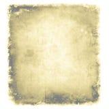 Grunge, год сбора винограда, старая бумажная предпосылка иллюстрация постаретой, несенной и запятнанной текстуры бумажного утиля  Стоковое Фото