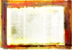 grunge граници фотографическое Стоковые Фотографии RF