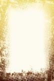 grunge граници Стоковое фото RF
