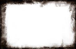 grunge граници Стоковое Изображение RF