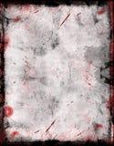 grunge граници Стоковое Изображение
