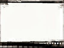 grunge граници Стоковая Фотография