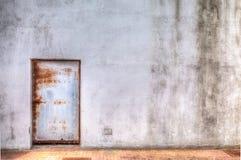 grunge двери предпосылки Стоковое фото RF