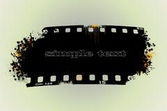 grunge знамени Стоковое фото RF
