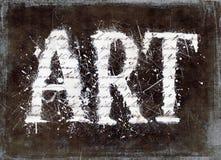 grunge искусства Стоковая Фотография