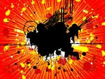 grunge конструкции Стоковое Фото