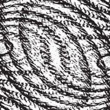 Grunge кольца фона Стоковое Фото