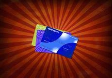 grunge кредита карточки бесплатная иллюстрация
