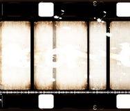 grunge пленки для транспарантной съемки Стоковое Изображение RF