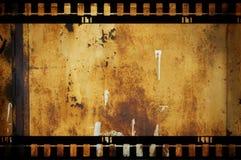 grunge пленки Стоковое фото RF
