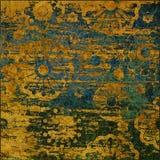 grunge предпосылки абстрактного искусства Стоковые Фото