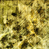 grunge предпосылки абстрактного искусства Стоковые Изображения RF