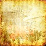 grunge предпосылки абстрактного искусства Стоковое Фото