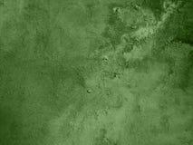 grunge предпосылки зеленое Стоковая Фотография RF