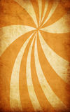 grunge предпосылки излучает желтый цвет сбора винограда солнца иллюстрация штока