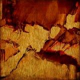 grunge предпосылки искусства флористическое Стоковые Изображения