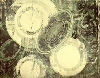 grunge предпосылки искусства Стоковое Изображение RF