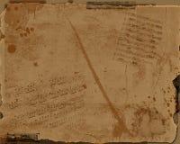grunge предпосылки коричневое иллюстрация вектора