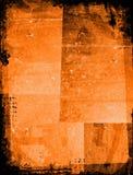 grunge предпосылки текстурировало Стоковые Изображения