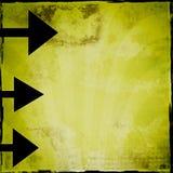 grunge предпосылки Стоковое Фото