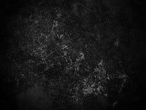 grunge предпосылки черное Стоковое Фото