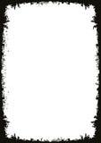 grunge предпосылки черное Бесплатная Иллюстрация