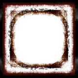 grunge рамки граници Стоковые Изображения RF