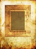 grunge рамки искусства старое Стоковые Фотографии RF