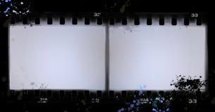 grunge рамки пленки иллюстрация вектора